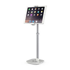 Flexible Tablet Stand Mount Holder Universal K09 for Samsung Galaxy Tab A7 Wi-Fi 10.4 SM-T500 White