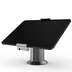 Flexible Tablet Stand Mount Holder Universal K12 for Apple iPad 3 Gray