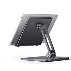 Flexible Tablet Stand Mount Holder Universal K17 for Apple iPad 3 Dark Gray