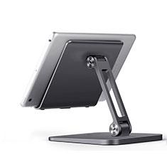 Flexible Tablet Stand Mount Holder Universal K17 for Apple iPad 4 Dark Gray
