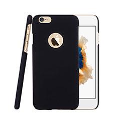 Hard Rigid Plastic Matte Finish Back Cover for Apple iPhone 6S Plus Black