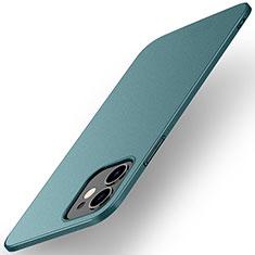 Hard Rigid Plastic Matte Finish Case Back Cover M01 for Apple iPhone 12 Mini Green