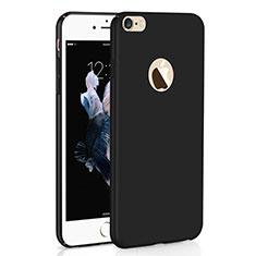 Hard Rigid Plastic Matte Finish Case Back Cover M01 for Apple iPhone 6S Plus Black