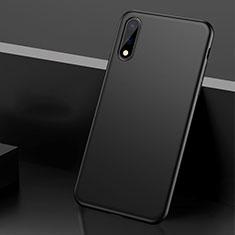 Hard Rigid Plastic Matte Finish Case Back Cover M01 for Huawei Enjoy 10 Black