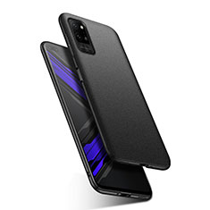 Hard Rigid Plastic Matte Finish Case Back Cover M01 for Huawei Honor Play4 Pro 5G Black