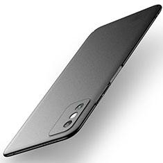 Hard Rigid Plastic Matte Finish Case Back Cover M01 for Huawei Honor X10 Max 5G Black