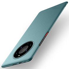 Hard Rigid Plastic Matte Finish Case Back Cover M01 for Huawei Mate 40 Pro+ Plus Green