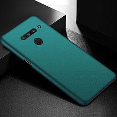 Hard Rigid Plastic Matte Finish Case Back Cover M01 for LG V50 ThinQ 5G Green