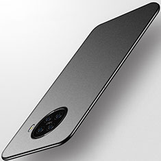 Hard Rigid Plastic Matte Finish Case Back Cover M01 for Oppo Ace2 Black