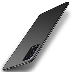 Hard Rigid Plastic Matte Finish Case Back Cover M01 for Realme X7 Pro 5G Black