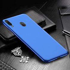 Hard Rigid Plastic Matte Finish Case Back Cover M01 for Samsung Galaxy A30 Blue