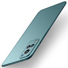 Hard Rigid Plastic Matte Finish Case Back Cover M01 for Vivo X60 5G Green