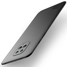 Hard Rigid Plastic Matte Finish Case Back Cover M01 for Xiaomi Redmi 10X Pro 5G Black