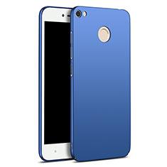 Hard Rigid Plastic Matte Finish Case Back Cover M01 for Xiaomi Redmi Note 5A Pro Blue