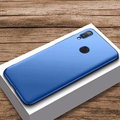 Hard Rigid Plastic Matte Finish Case Back Cover M01 for Xiaomi Redmi Note 7 Pro Blue
