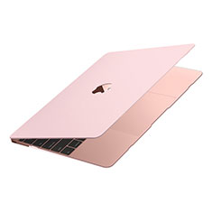 Hard Rigid Plastic Matte Finish Case Back Cover M02 for Apple MacBook Air 13 inch (2020) Pink