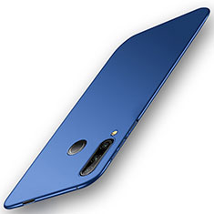 Hard Rigid Plastic Matte Finish Case Back Cover M02 for Huawei Enjoy 10 Plus Blue