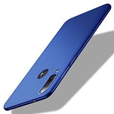 Hard Rigid Plastic Matte Finish Case Back Cover M02 for Huawei Enjoy 9s Blue