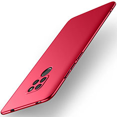 Hard Rigid Plastic Matte Finish Case Back Cover M02 for Huawei Mate 20 Red
