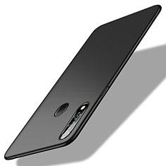 Hard Rigid Plastic Matte Finish Case Back Cover M02 for Oppo A31 Black