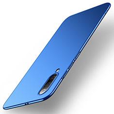 Hard Rigid Plastic Matte Finish Case Back Cover M02 for Xiaomi Mi 9 Blue