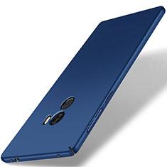 Hard Rigid Plastic Matte Finish Case Back Cover M02 for Xiaomi Mi Mix Blue