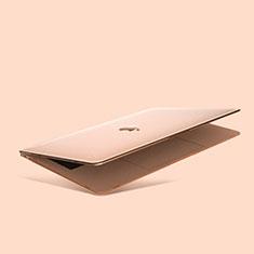 Hard Rigid Plastic Matte Finish Case Back Cover M03 for Apple MacBook Air 13 inch (2020) Gold