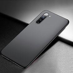 Hard Rigid Plastic Matte Finish Case Back Cover M03 for Oppo Find X2 Lite Black