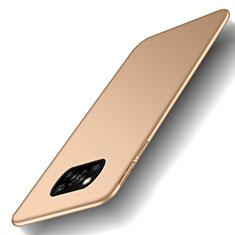 Hard Rigid Plastic Matte Finish Case Back Cover M03 for Xiaomi Poco X3 NFC Gold