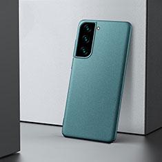 Hard Rigid Plastic Matte Finish Case Back Cover M04 for Samsung Galaxy S21 5G Midnight Green