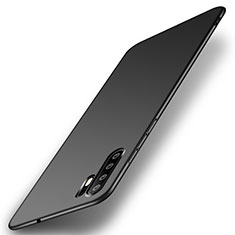 Hard Rigid Plastic Matte Finish Case Back Cover P01 for Huawei P30 Pro New Edition Black
