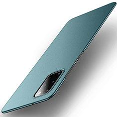 Hard Rigid Plastic Matte Finish Case Back Cover P01 for Samsung Galaxy S20 Plus 5G Green