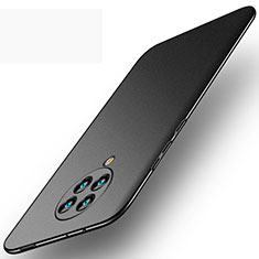 Hard Rigid Plastic Matte Finish Case Back Cover P01 for Xiaomi Redmi K30 Pro Zoom Black
