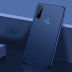 Hard Rigid Plastic Matte Finish Case Back Cover P01 for Xiaomi Redmi Note 8 Blue