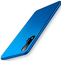 Hard Rigid Plastic Matte Finish Case Back Cover P02 for Huawei Nova 6 5G Blue