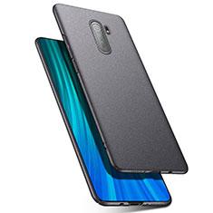 Hard Rigid Plastic Matte Finish Case Back Cover P03 for Xiaomi Redmi Note 8 Pro Dark Gray