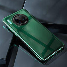 Hard Rigid Plastic Matte Finish Case Back Cover P05 for Huawei Mate 30E Pro 5G Green