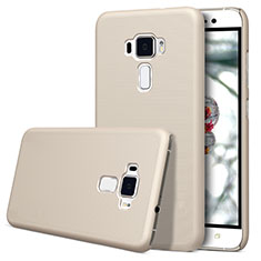 Hard Rigid Plastic Matte Finish Case for Asus Zenfone 3 ZE552KL Gold