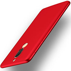 Hard Rigid Plastic Matte Finish Case for Huawei G10 Red