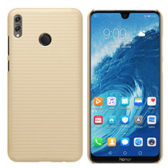 Hard Rigid Plastic Matte Finish Case for Huawei Honor 8X Max Gold