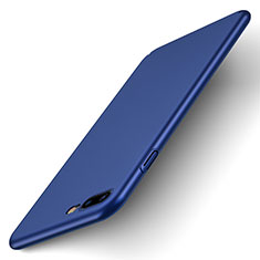 Hard Rigid Plastic Matte Finish Cover for Apple iPhone 7 Plus Blue