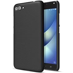 Hard Rigid Plastic Matte Finish Cover for Asus Zenfone 4 Max ZC554KL Black