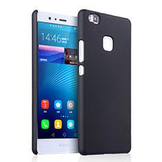Hard Rigid Plastic Matte Finish Cover for Huawei G9 Lite Black