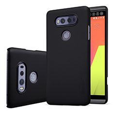 Hard Rigid Plastic Matte Finish Cover for LG V20 Black
