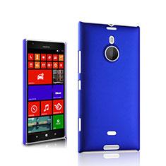 Hard Rigid Plastic Matte Finish Cover for Nokia Lumia 1520 Blue
