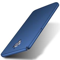 Hard Rigid Plastic Matte Finish Cover for OnePlus 3 Blue