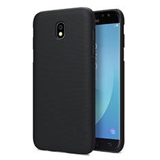 Hard Rigid Plastic Matte Finish Cover for Samsung Galaxy J5 Pro (2017) J530Y Black