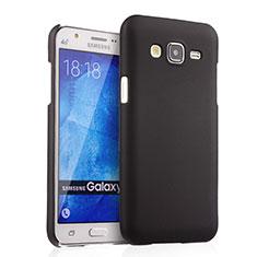 Hard Rigid Plastic Matte Finish Cover for Samsung Galaxy J5 SM-J500F Black