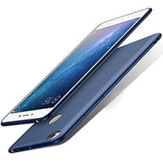 Hard Rigid Plastic Matte Finish Cover for Xiaomi Mi Max 2 Blue