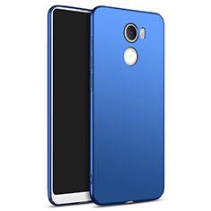 Hard Rigid Plastic Matte Finish Cover for Xiaomi Mi Mix 2 Blue